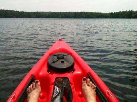 Oldtown Kayak & Canoes Sales & Rentals: 1050 Augusta Rd, Belgrade, ME