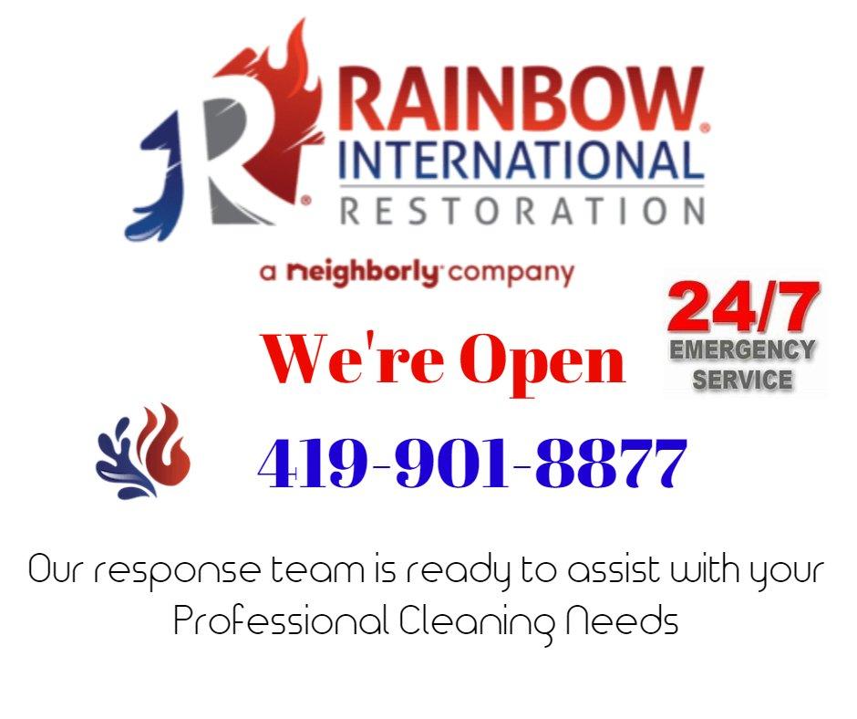 Rainbow International of Sandusky: Huron, OH