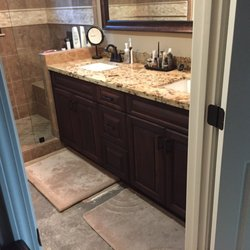 Genial Photo Of J M Swartz Company   Roseville, CA, United States. Bathroom  Cabinets Dark ...