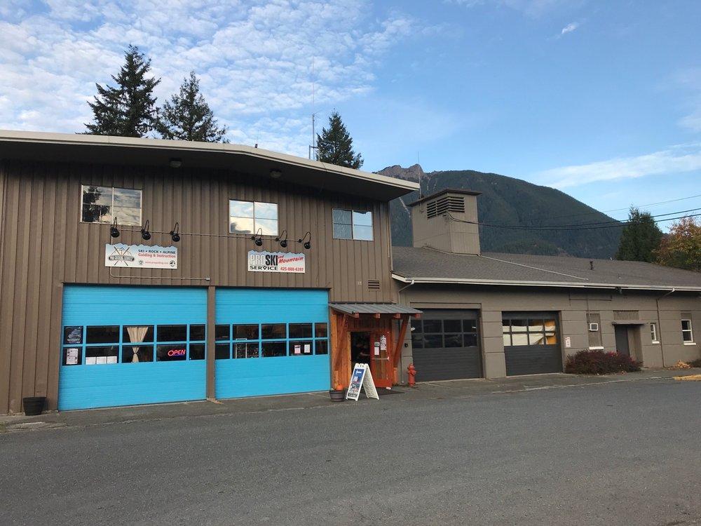 Pro Ski & Mountain Service: 112 W 2nd St, North Bend, WA