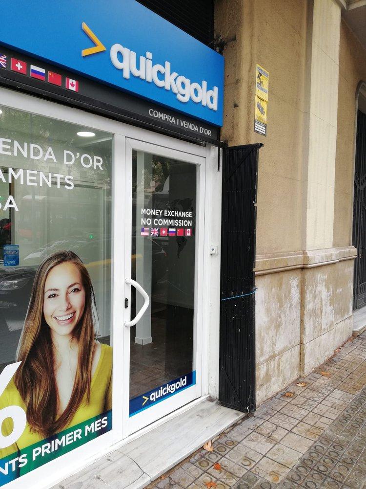 Quickgold Diagonal 335: Avinguda Diagonal, 335, Barcelona, B