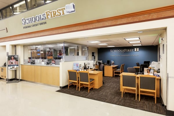 Photo of SchoolsFirst Federal Credit Union - Chino, CA, United States
