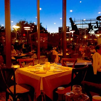 Maiella Long Island City Ny United States View From My Table