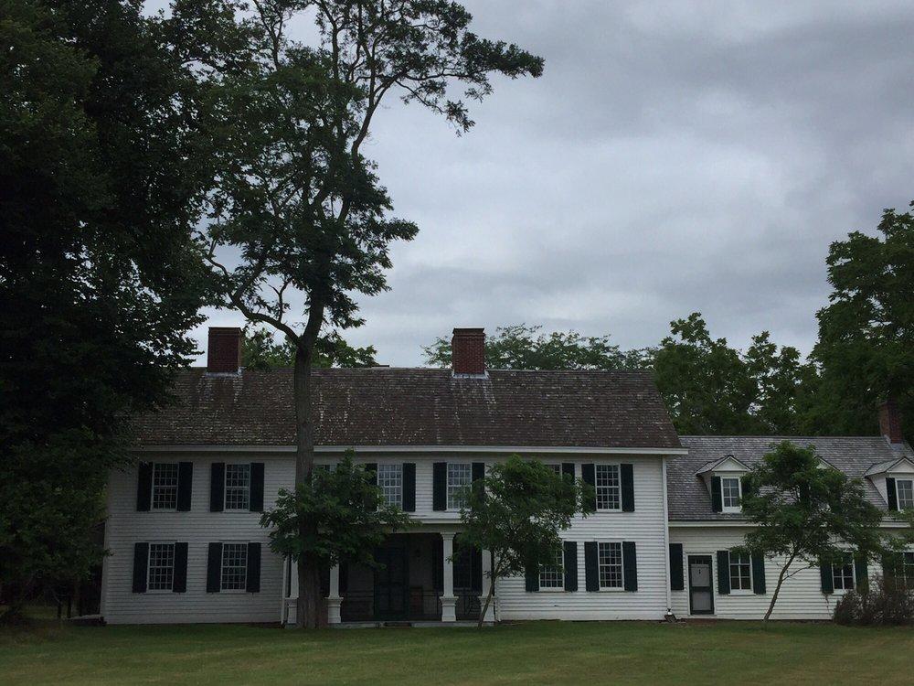 William Floyd Estate: 245 Park Dr, Mastic Beach, NY