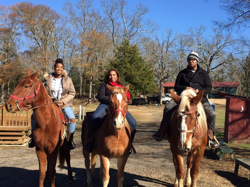 Trails End Ranch: 224 Trails End Rd, Chickamauga, GA