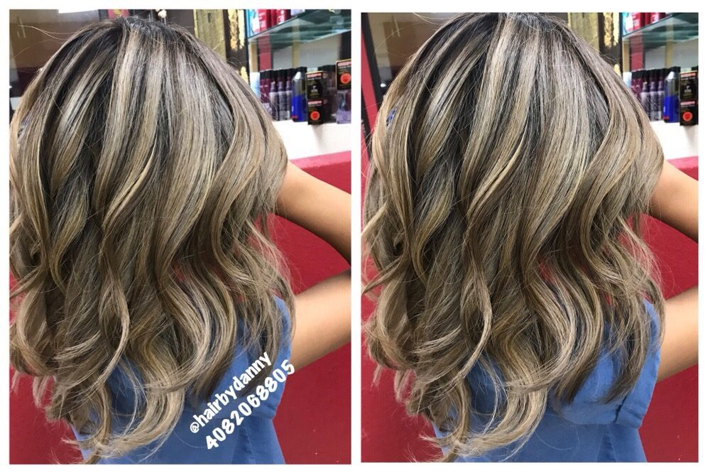 Baylage Highlights Hairbydanny Yelp