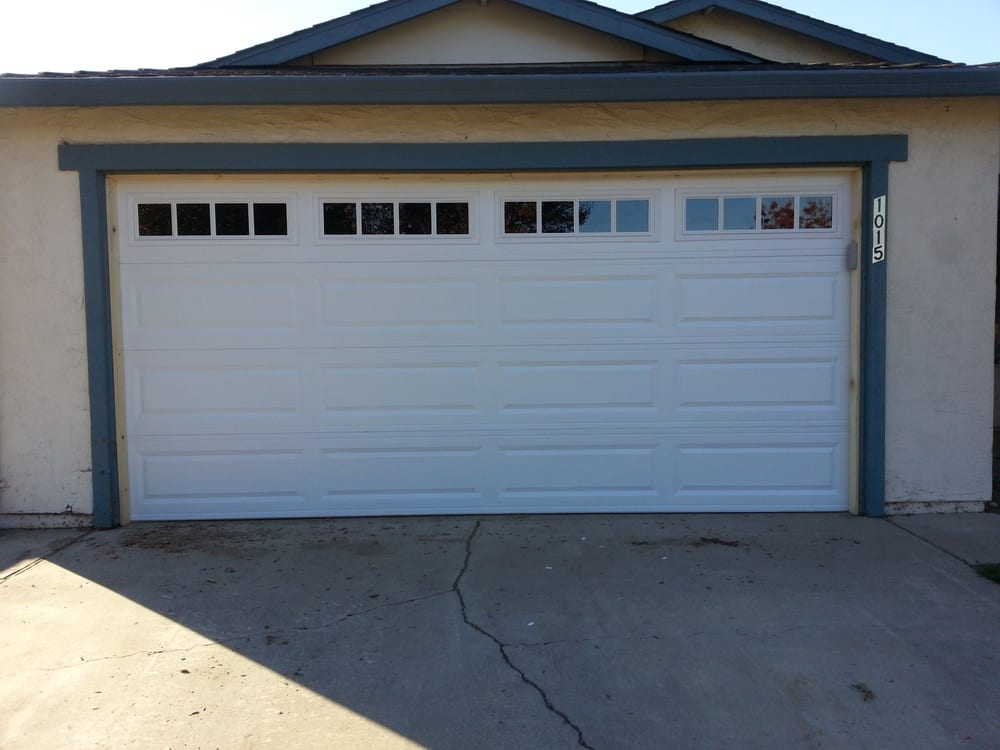 Photo Of A 2 Z Garage Doors   Modesto, CA, United States. 15x7