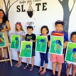 photo of slate cafe west swan western australia australia school holiday art classes - Slate Cafe Ideas