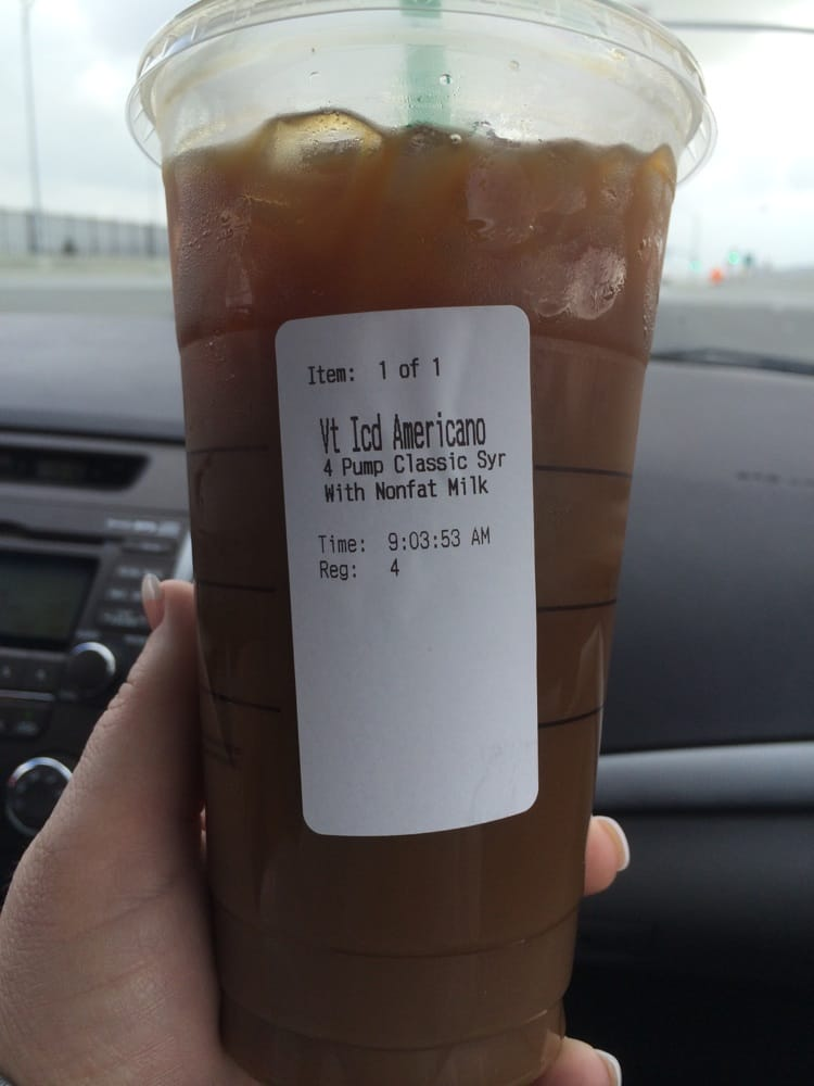 recipe: iced americano starbucks [18]