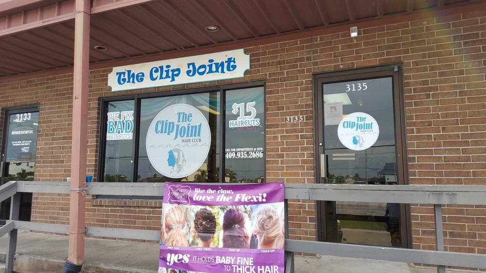 The Clip Joint: 3135 Hwy 6, Bayou Vista, TX