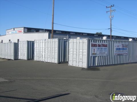 Benicia Mini Storage: 711 Jackson St, Benicia, CA