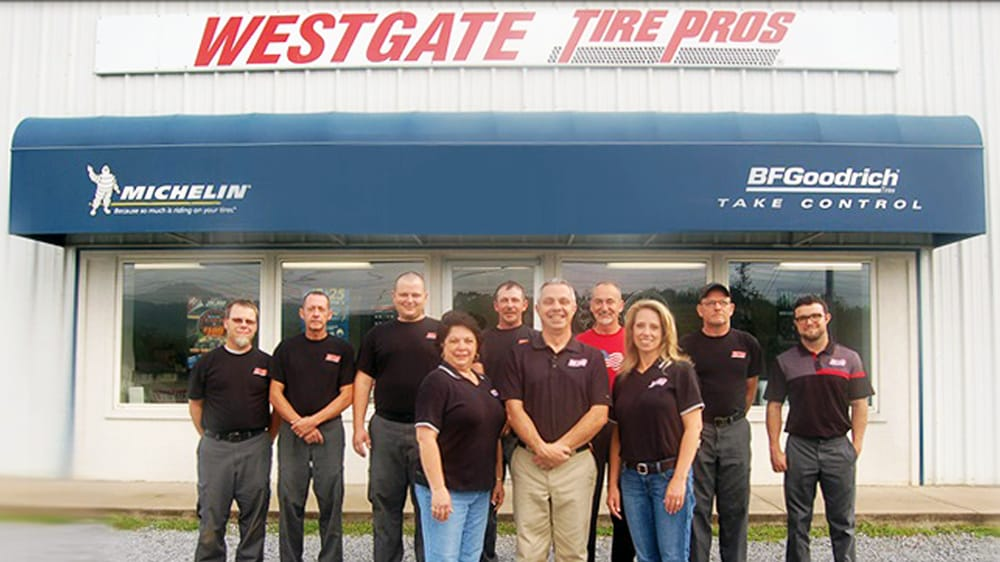 Westgate Tire & Auto Service Center: 990 Thinwood Dr, Newport, TN