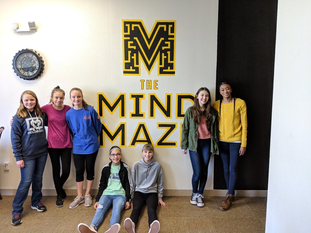 Mind Maze Escape Room: 1301 US 287 Frontage Rd, Mansfield, TX