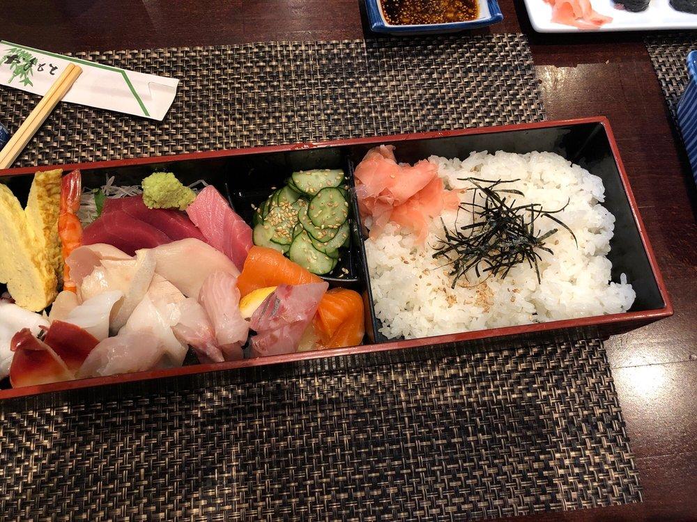 Food from Kashiwa Japanese Cuisine
