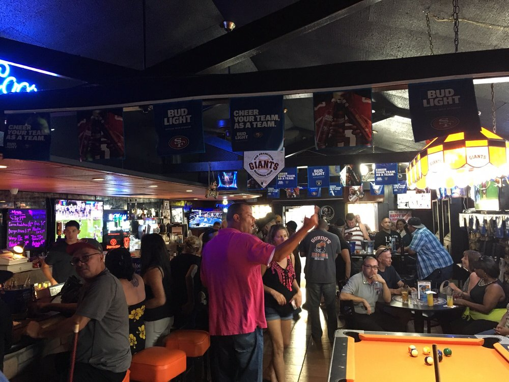 Gordos Bar: 1002 Waterloo Rd, Stockton, CA