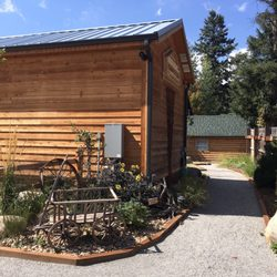 Photo Of The Cabins At Country Road   Evergreen, CO, United States. Staying