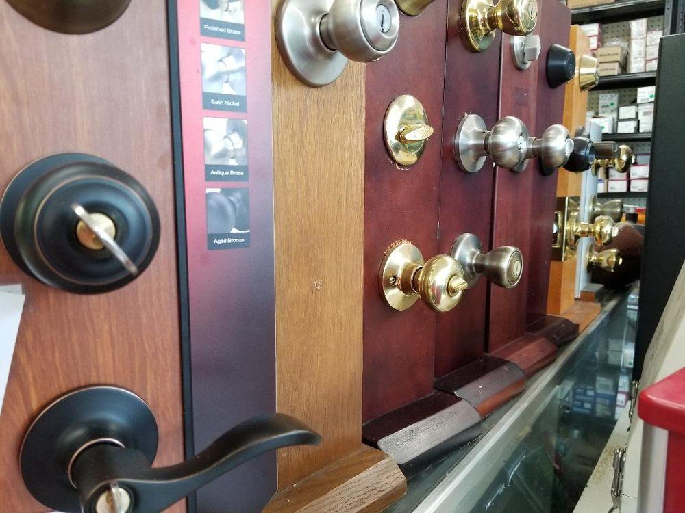 American Key & Lock: 5612 S Sherwood Forest Blvd, Baton Rouge, LA
