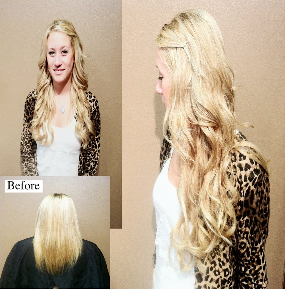 Hairdreams Hair Extensions 100 Human Hair You Can Blow Dry Flat