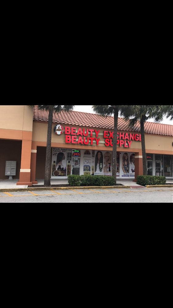 Beauty Exchange Beauty Supply: 18350 NW 7th Ave, Miami, FL