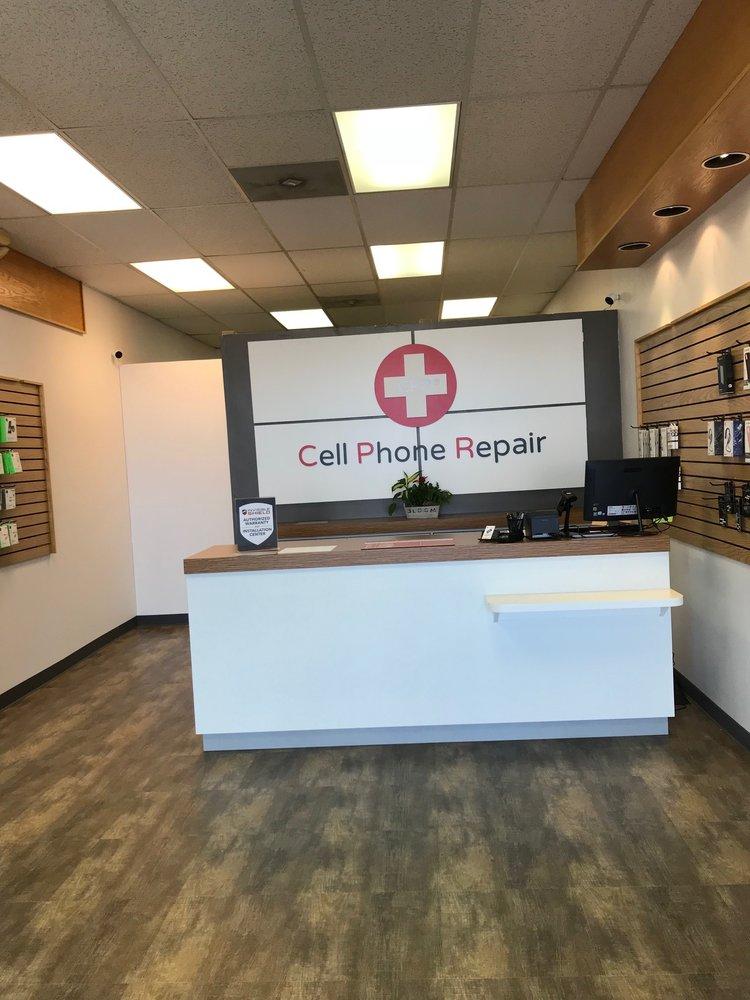 CPR Cell Phone Repair Wichita - Eastgate Plaza: 8141 E Kellogg Dr, Wichita, KS