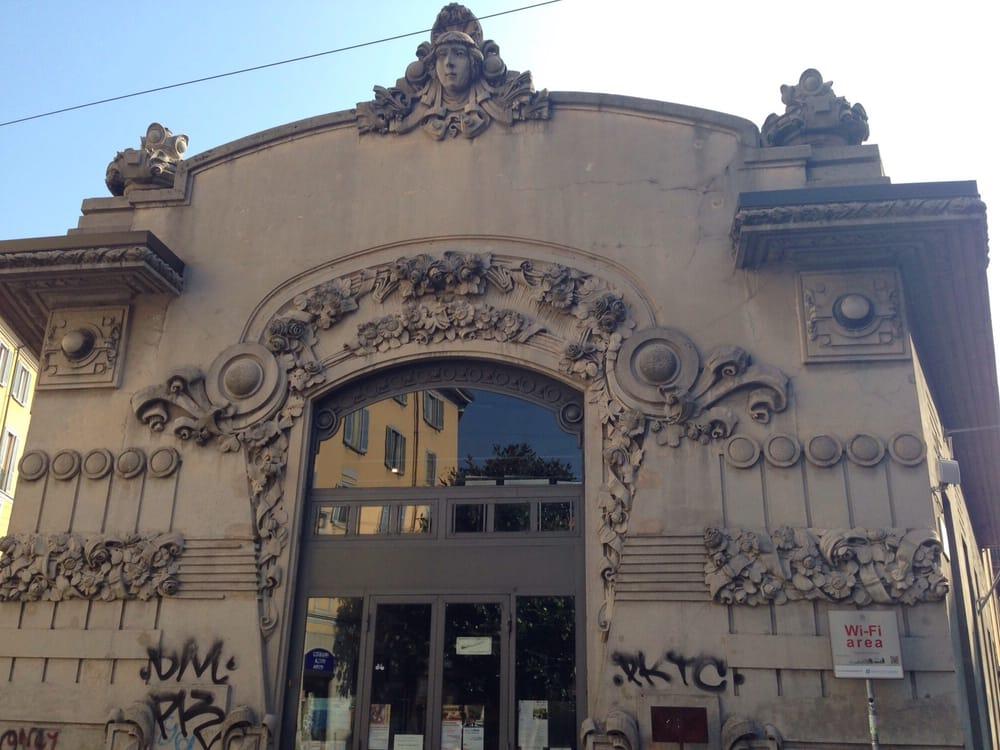 Biblioteca porta venezia biblioteche via frisi 2 - Farmacia porta venezia milano ...