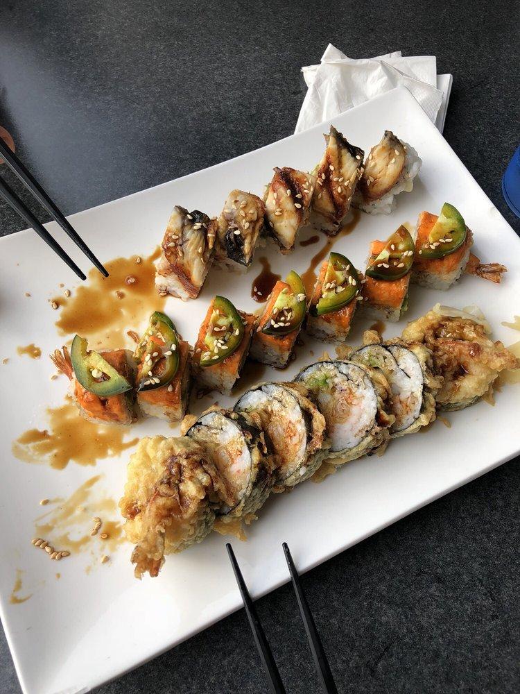 Mio Sushi: 1735 SE 192nd Ave, Camas, WA