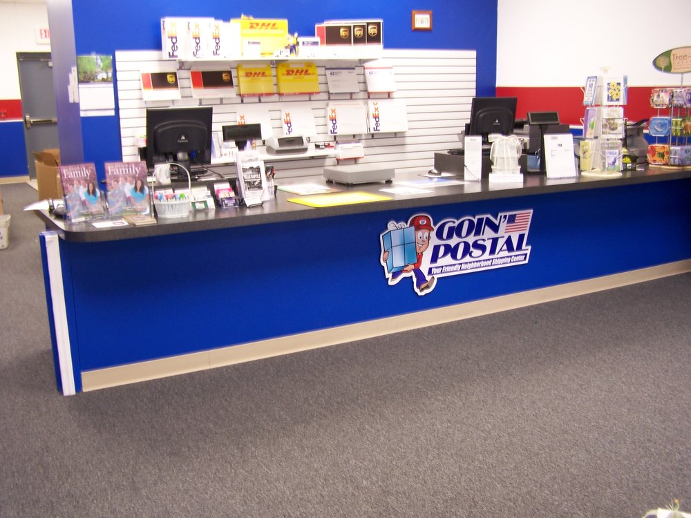 Goin' Postal: 6255 Towncenter Dr, Clemmons, NC