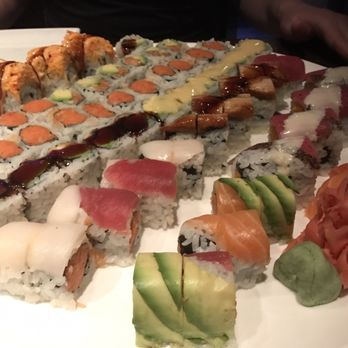 All You Can Eat Sushi Lunch Long Island