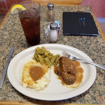 Photo Of Dudley S Deland Fl United States Friday Special Is Meatloaf