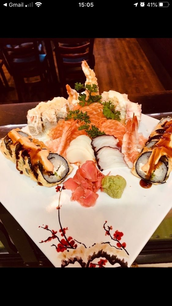 Mt Fuji Japanese Restaurant: 1410 N Brindlee Mountain Pkwy, Arab, AL