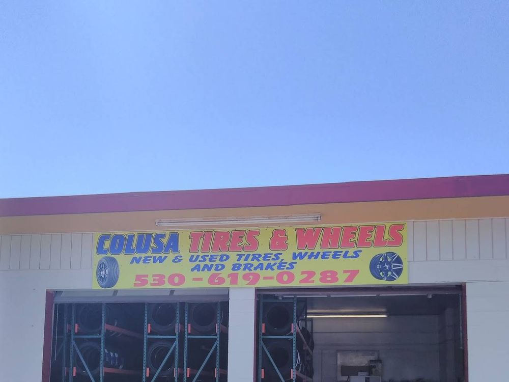 Colusa Tires and Wheels: 55 Market St, Colusa, CA