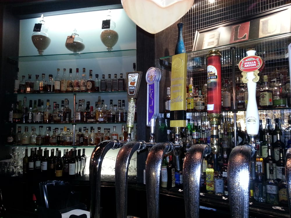 Photo Of Blu Italian Grille Louisville Ky United States Bar In