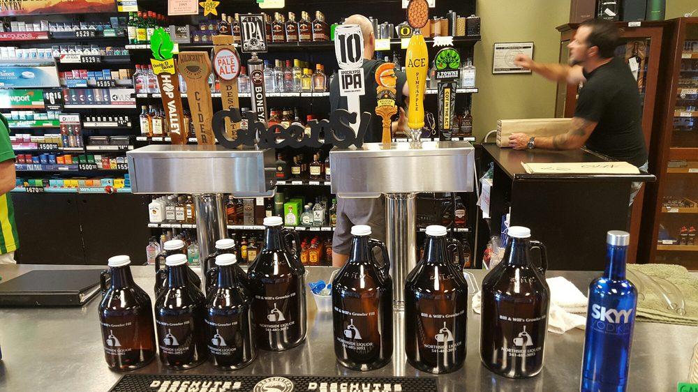 Northside Liquor Store: 1530 Coburg Rd, Eugene, OR