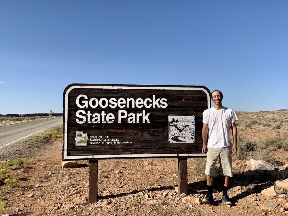 Goosenecks State Park: UT-316, Mexican Hat, UT