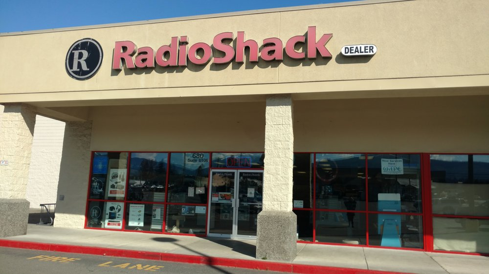 RadioShack: 680 W Washington St, Sequim, WA