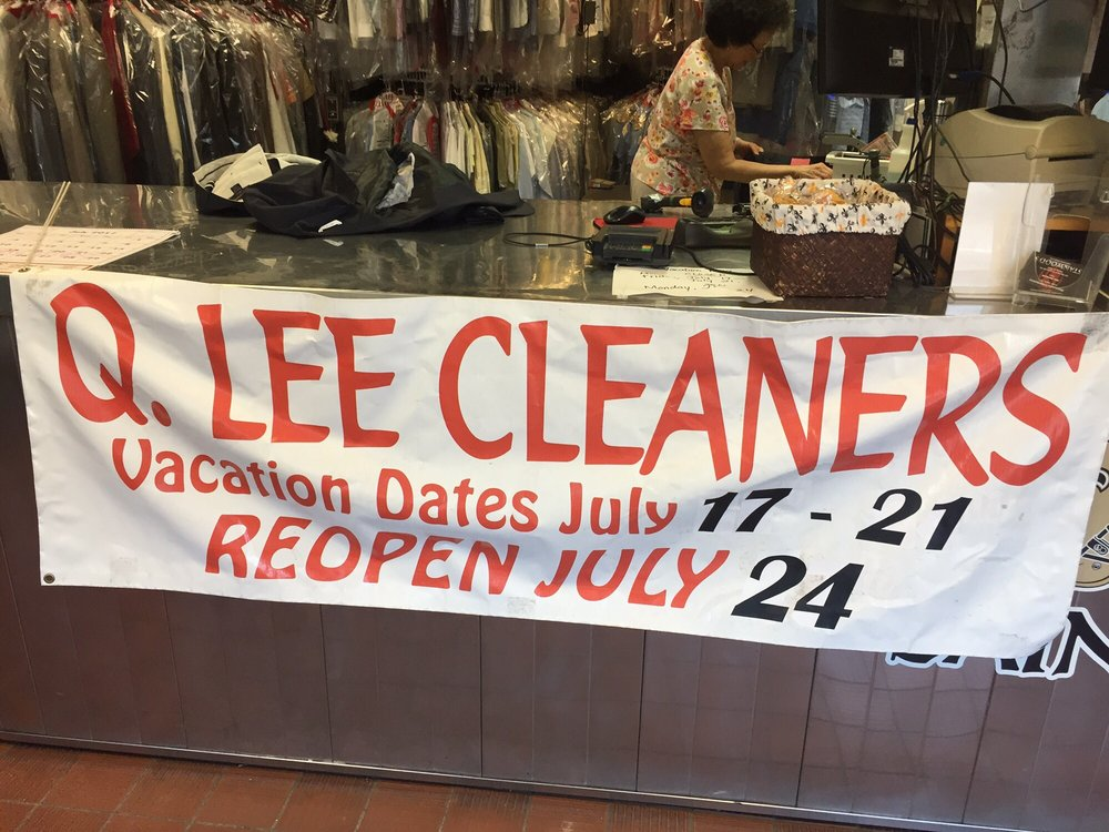Q Lee Laundry and Cleaners