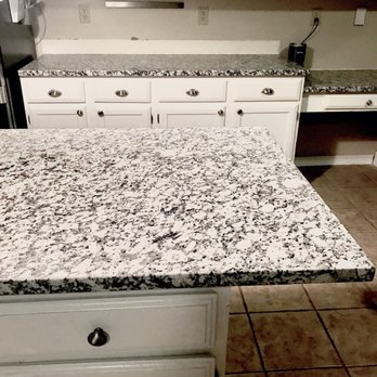 Kristina w 39 s reviews littleton yelp for Template for granite countertops
