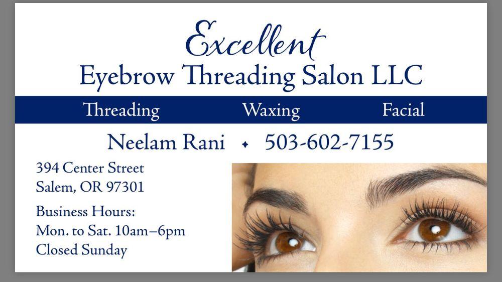 Excellent Eyebrow Threading Salon 13 Photos 27 Reviews