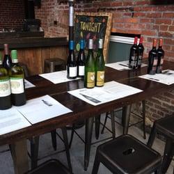 Photo Of Son Wine Bar Washington Dc United States The Setup