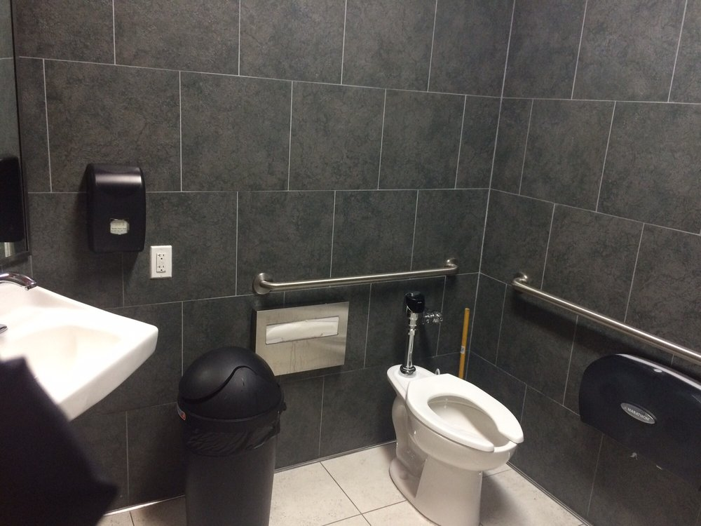 One Of The Cleanest Gas Station Restrooms I 39 Ve Ever Used Yelp