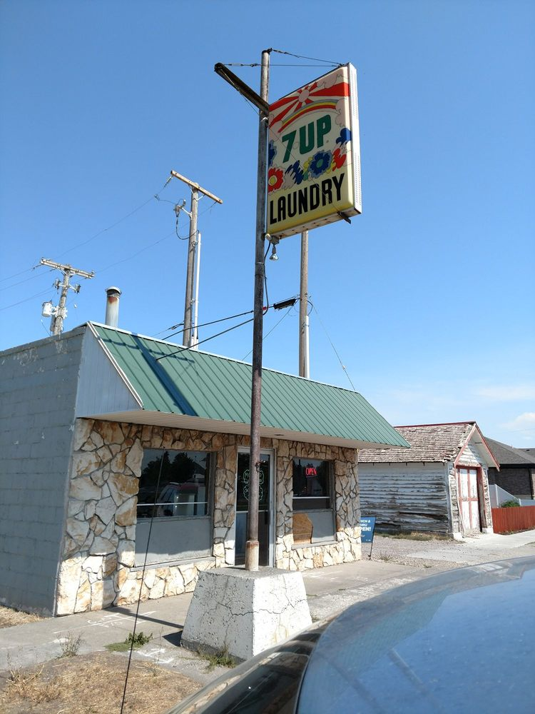 Shelley Laundromat: 268 W Locust St, Shelley, ID