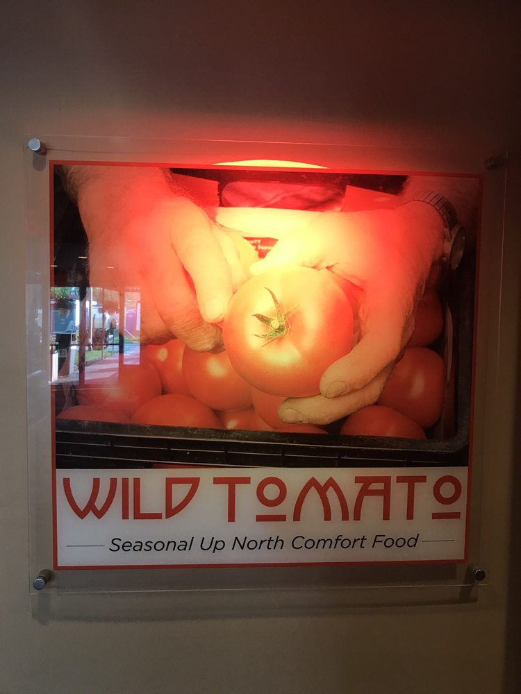 Wild Tomato: 12500 Crystal Mountain Dr, Thompsonville, MI