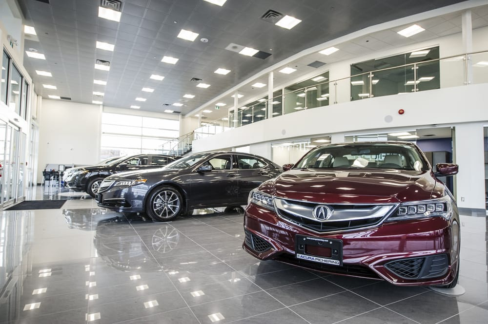 Acura Pickering - 14 Photos - Car Dealers - 575 Kingston Road, Pickering, ON - Phone Number - Yelp