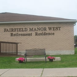 Fairfield Manor West - Maison de retraite - 805 Ridley Drive ...