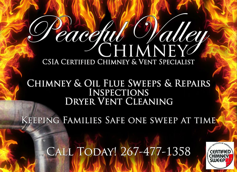 Peaceful Valley Chimney: Chalfont, PA