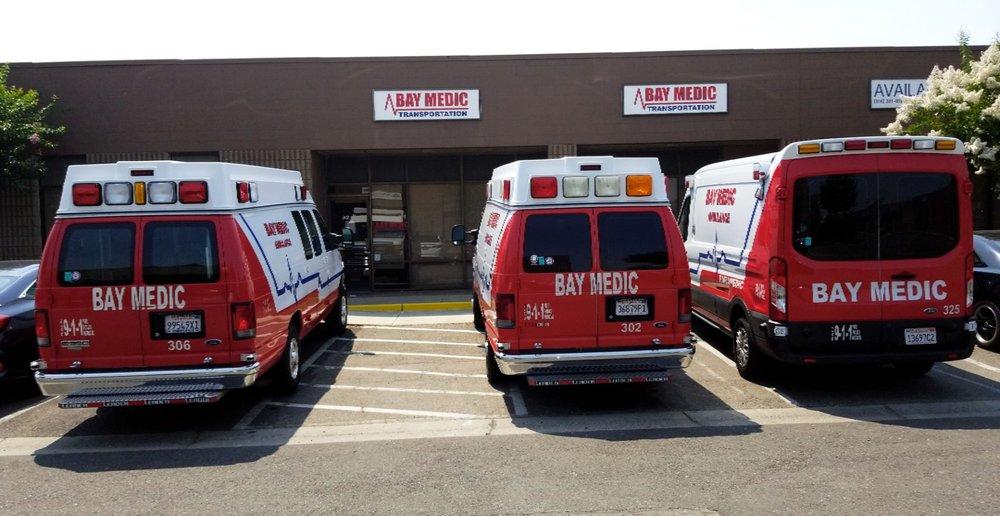 Bay Medic Ambulance: 959 Detroit Ave, Concord, CA