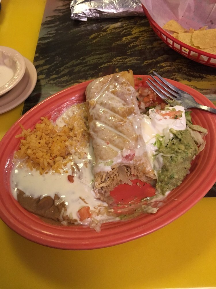 Fiesta Grande Authentic Mexican Grill: 27 Highway/State Route 66, Tell City, IN