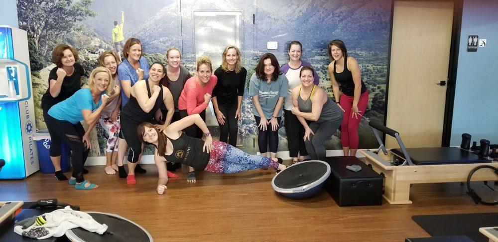Club Pilates: 2323 Clear Lake City Blvd, Houston, TX
