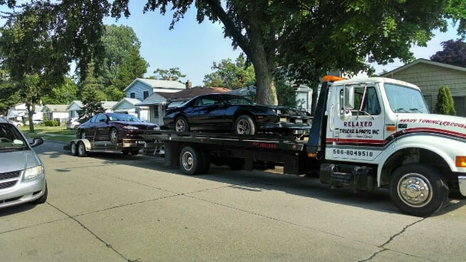 Relaxed Auto and Towing: 6866 Alba Hwy, Elmira, MI