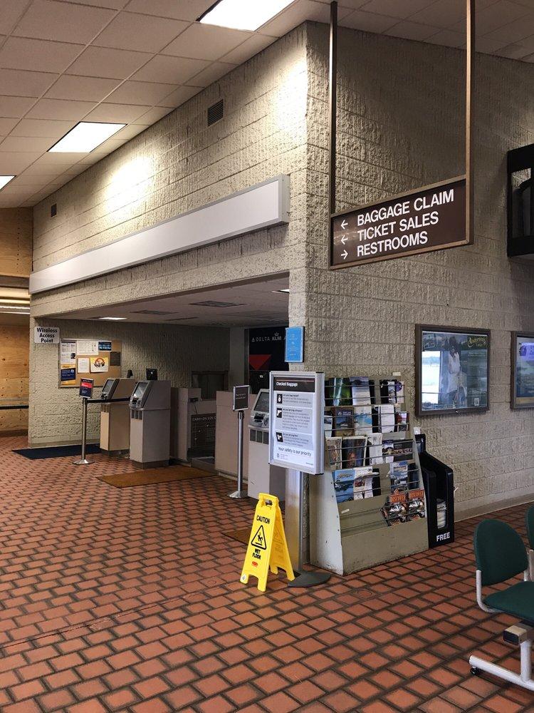 Falls International Airport: 3214 2nd Ave E, International Falls, MN